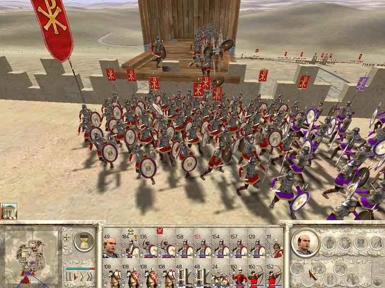 rome total war патч до 1.3
