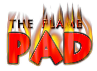The Mouse Pad: Flames