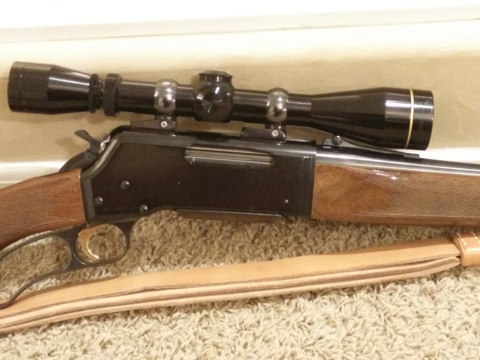 Which scope for Browning BLR? [Archive] - Alberta