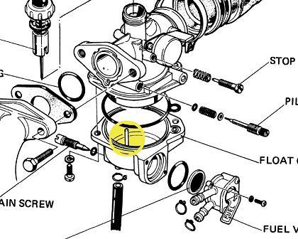 Carburetor overflowing, hydrolocking, and carburetor