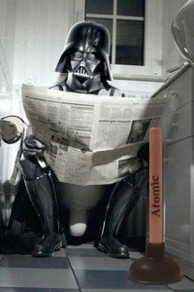 Pic: Atomic Plunger Vader