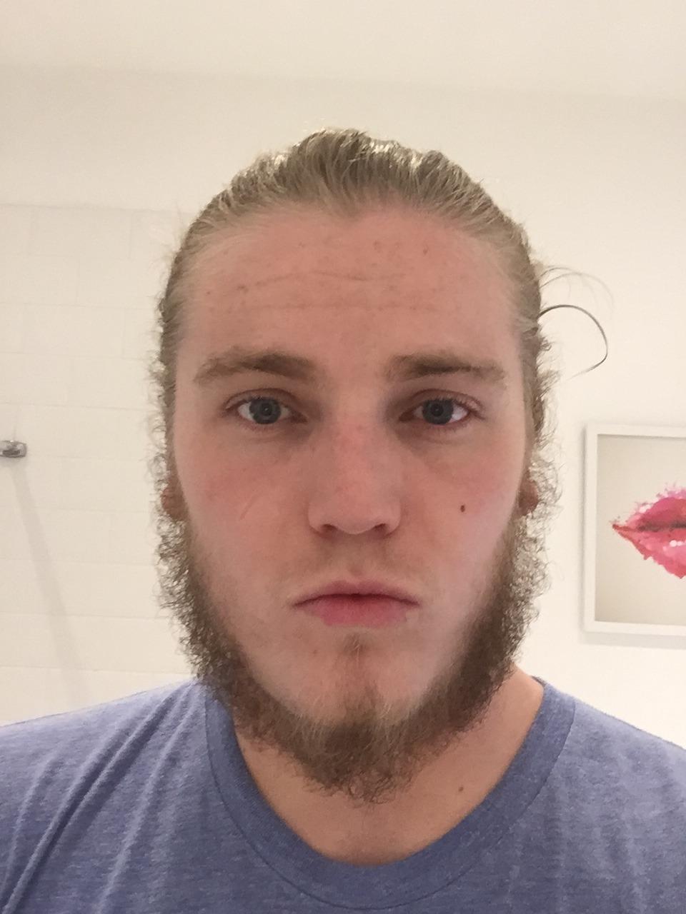 19 year old looking for some good beard ADVICE - Beard Board