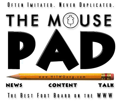 The Mouse Pad: The best foot board on the WWW