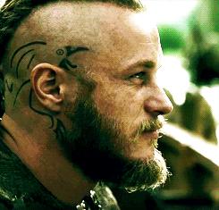 Ragnar ink it pinterest for Ragnar head tattoo stencil