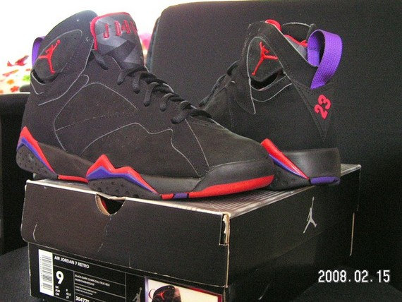 outlet store df3c9 a9993 can da Raptor VII 2012 release be considered