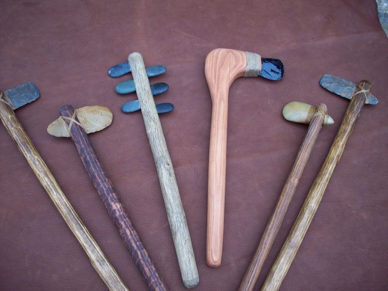 Neolithic Tools and Weapons http://forums.sjgames.com/showthread.php?p=1244810